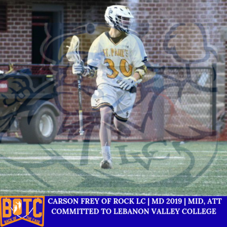 CARSON FREY OF ROCK LC | MD 2019 | MID,ATT COMMITTED TO LEBANON VALLEY COLLEGE.png